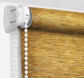 Рулонные шторы Мини - Аруба коричневый