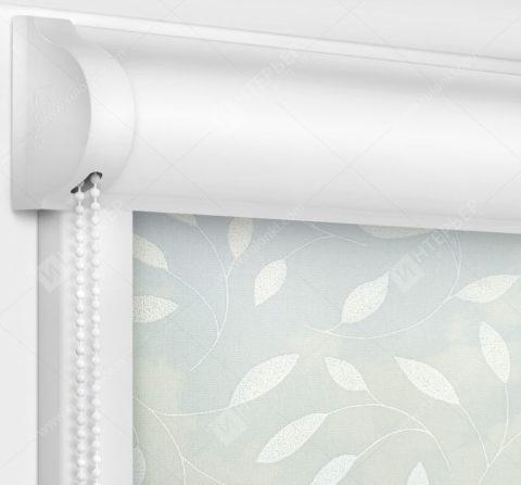 Рулонные кассетные шторы УНИ - Ламьера крем