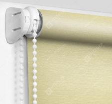 Рулонные шторы Мини - Лусто кремовый