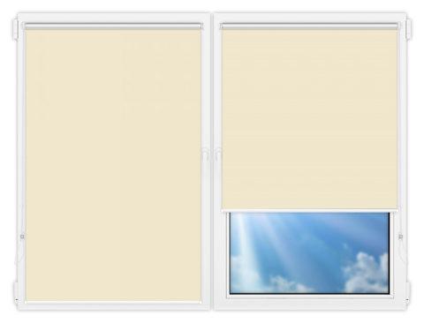 Рулонные шторы Мини - Мюнхен-3 на пластиковые окна