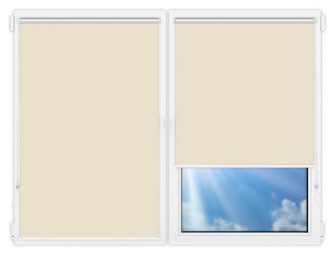 Рулонные шторы Мини - Мюнхен-4 на пластиковые окна