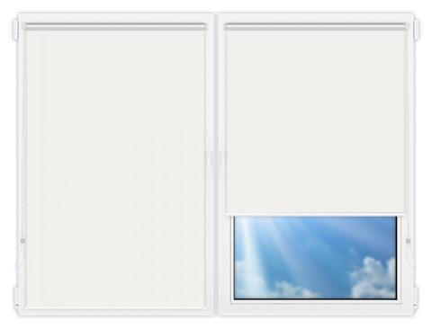 Рулонные шторы Мини - Мюнхен-блэкаут-62 на пластиковые окна