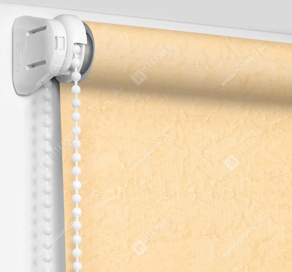 Рулонные шторы Мини - Шелк светло-бежевый