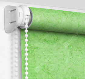 Рулонные шторы Мини - Шелк светло-зеленый
