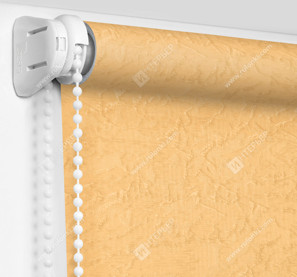 Рулонные шторы Мини - Шелк темно-бежевый