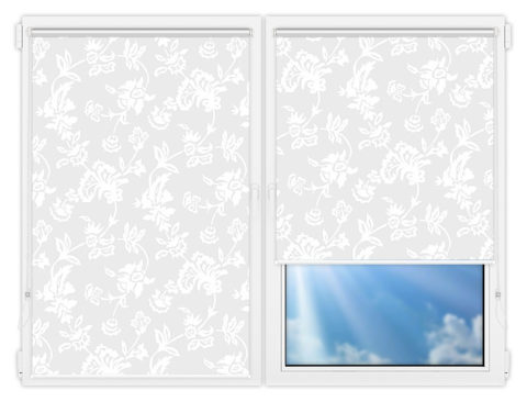 Рулонные шторы Мини - Калифорния-3 на пластиковые окна