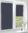 Рулонные кассетные шторы УНИ – Карина темно-синий