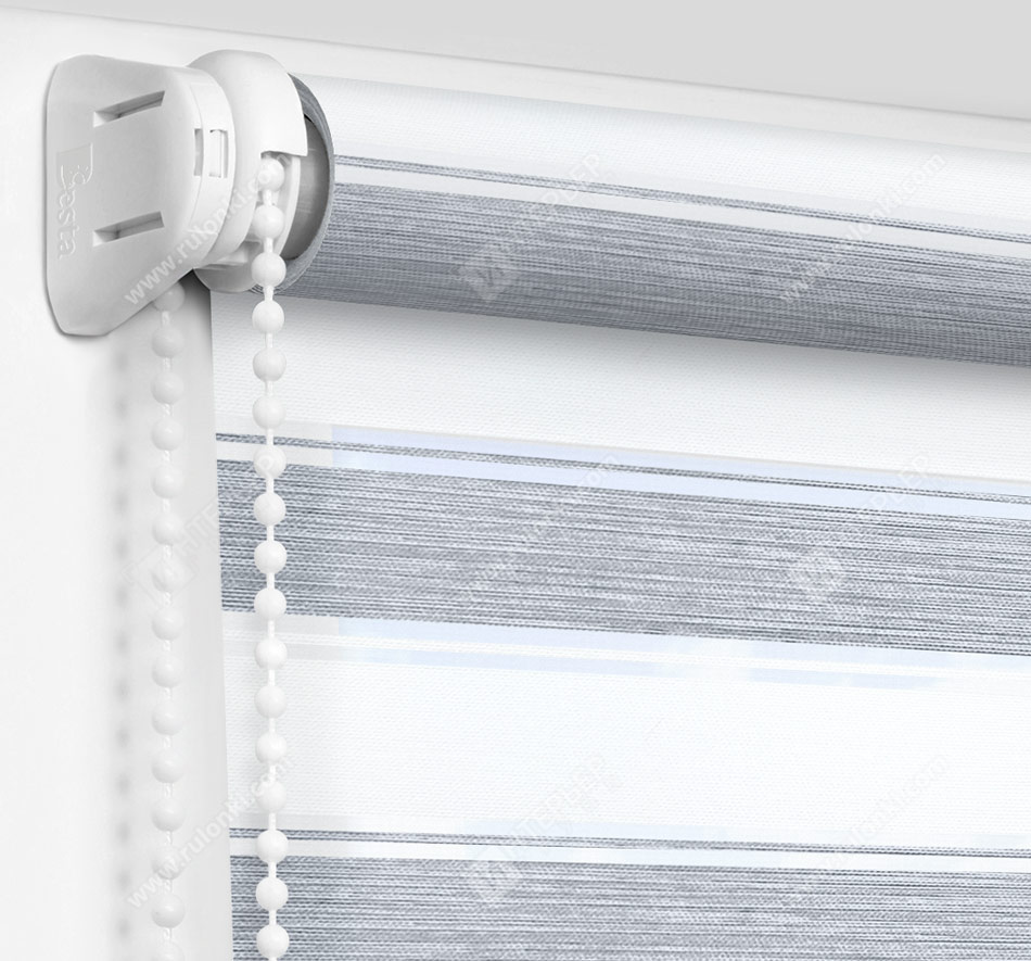 Рулонные шторы Мини - Гэлакси серый