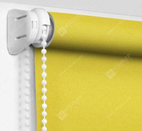 Рулонные шторы Мини - Карина светло-желтый