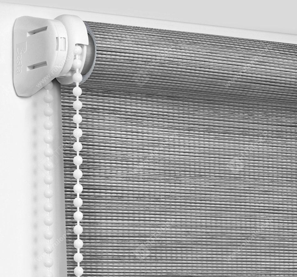 Рулонные шторы Мини – Корсо темно-серый