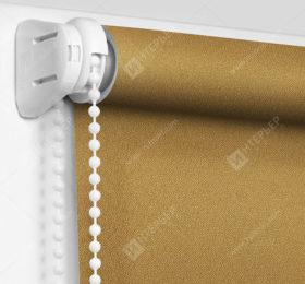 Рулонные шторы Мини - Куба коричневый