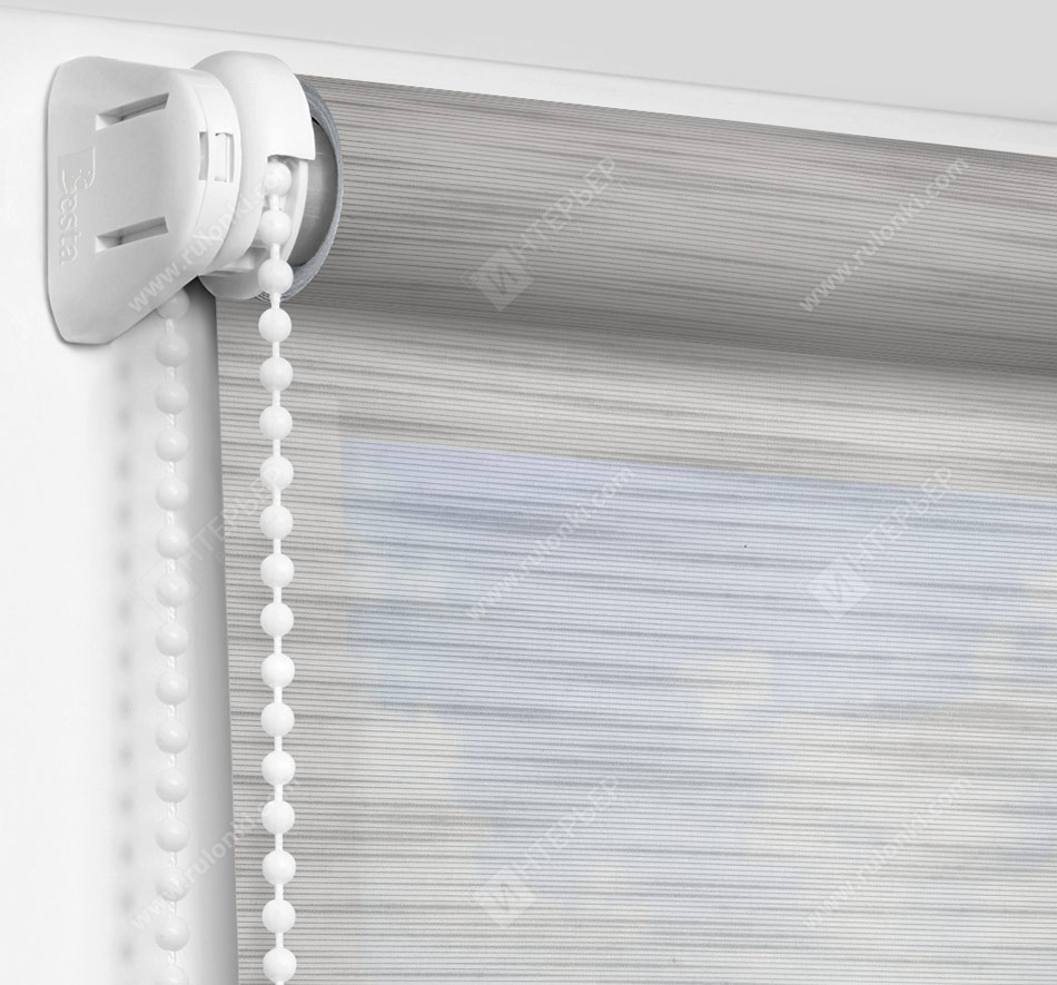 Рулонные шторы Мини - Андрия серый