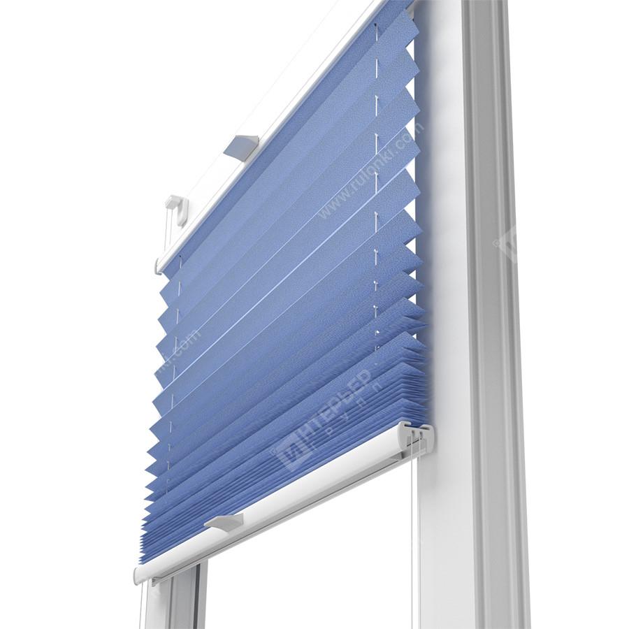 Общий план штор плиссе