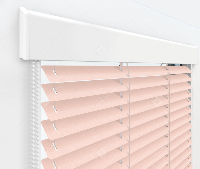 Жалюзи Изолайт 25 мм на пластиковые окна - цвет 207