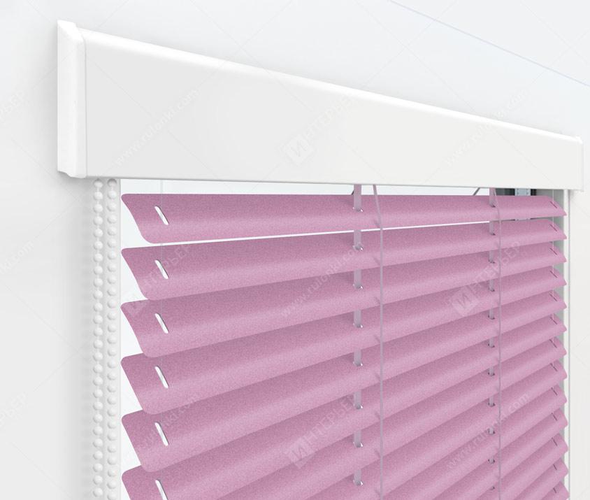 Жалюзи Изолайт 25 мм на пластиковые окна - цвет 40