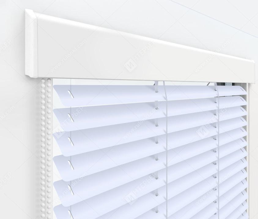 Жалюзи Изолайт 25 мм на пластиковые окна - цвет 608