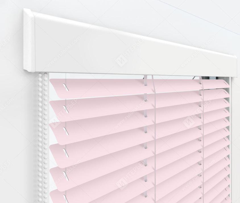 Жалюзи Изолайт 25 мм на пластиковые окна - цвет 97