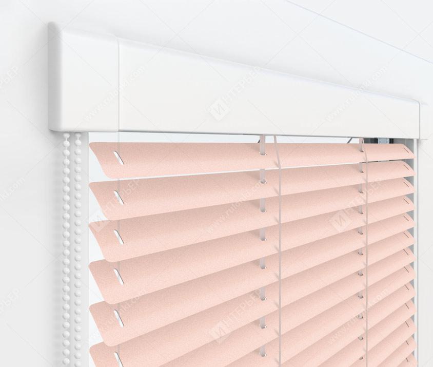 Жалюзи Изотра 25 мм на пластиковые окна - цвет 207