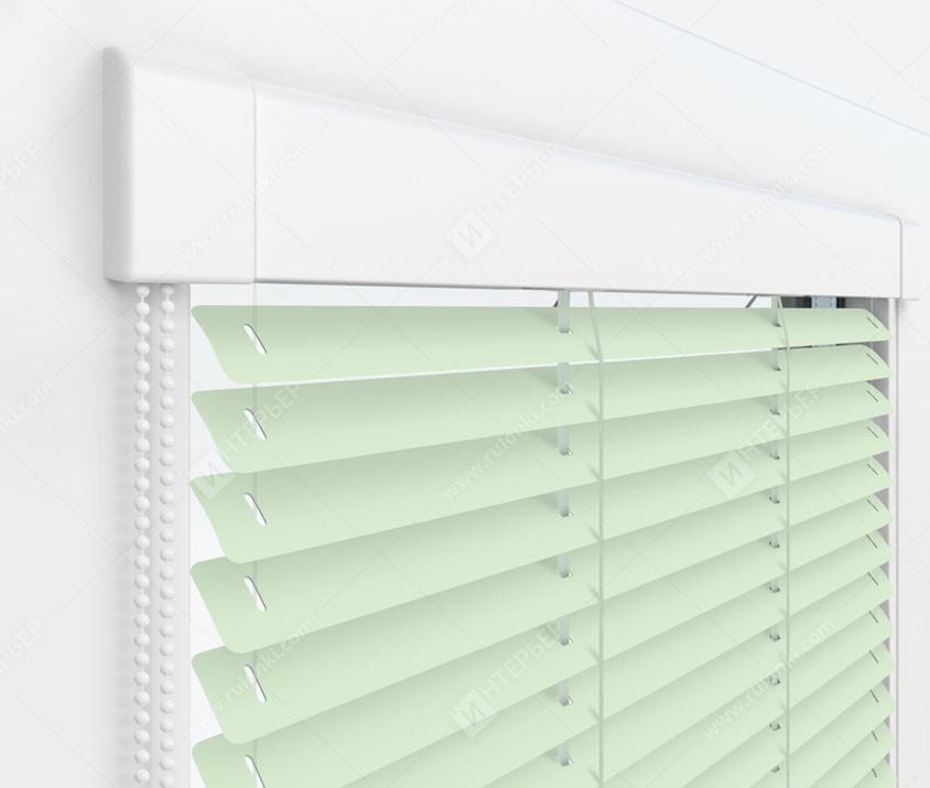 Жалюзи Изотра 25 мм на пластиковые окна - цвет 532