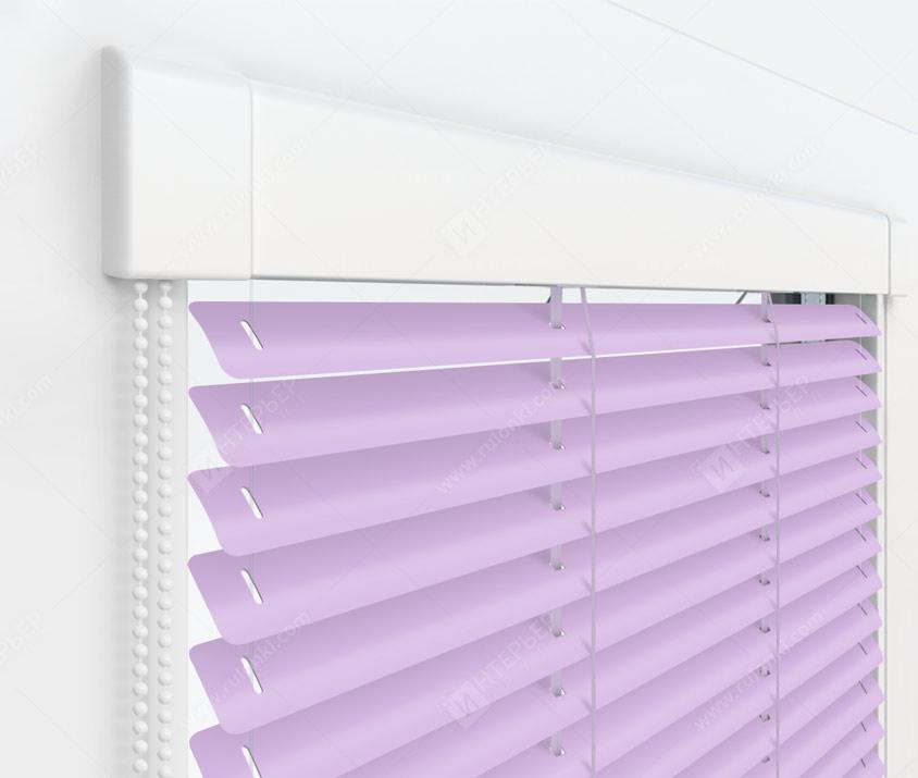 Жалюзи Изотра 25 мм на пластиковые окна - цвет 730