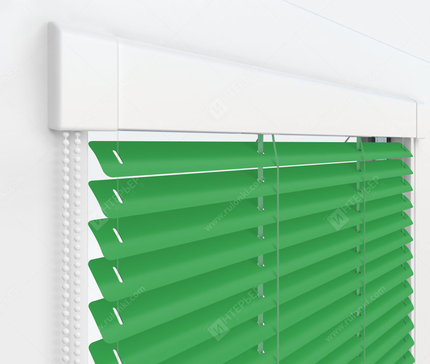 Жалюзи Изотра 25 мм на пластиковые окна - цвет 109
